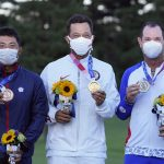 Olympic golf bronze medals are rewarded with more money than gold medals