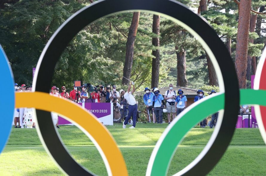 Revealing the group of candidates for Olympic golf championship