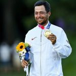 Schauffele wins Olympic golf gold