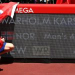 Norwegian athlete twice sets world record in 34 days