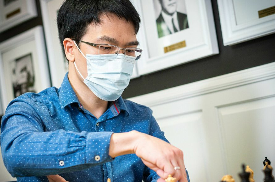 Quang Liem stops at the Aimchess US super prize